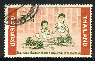 1963 THAILAND USED STAMP (Michel # 433)
