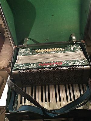 Vintage Geraldo Accordian in Carry Case