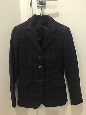 """Gorgeous Showing selection 29"""" English Tweed Riding jacket (like Pretty Ponies)"""