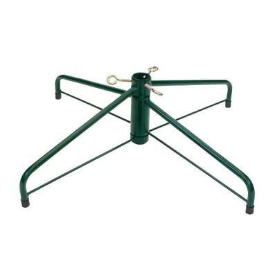 Ideal Steel Tree Stand for Artificial Trees 6 ft. to 8 ft. Tall Christmas Decor