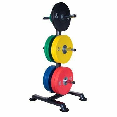Vertical Bumper Plate Rack / Weights Tree