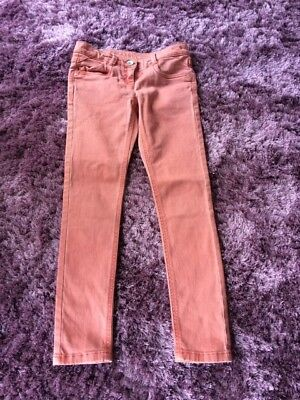 Girls Skinny Fit Bella Jeans by Next aged 9 years - Brand New