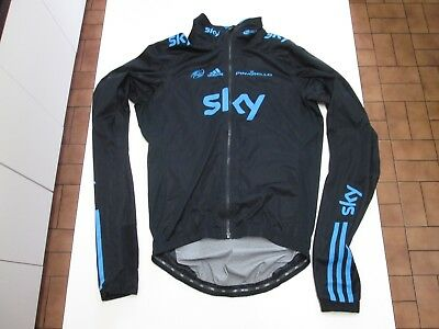 Impermeable Rain Jacket Adidas Team Sky M