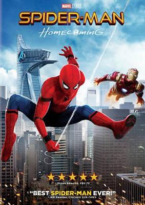 Spider-Man: Homecoming New Dvd
