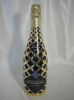 N°99 - 1 Bouteille A Champagne Factice Jeanmaire