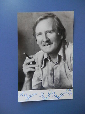 Leslie Phillips - 'Carry On' Comedy Actor - Signed Autographed Photo