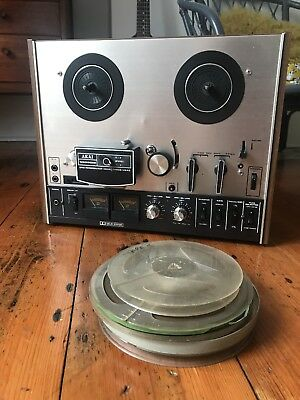 Akai reel to reel 4000db tape recorder- vintage excellent condition