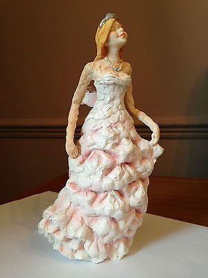 "Grant Palmer's Views of Life Figurine, ""The Big Day"" Bride, NEW in Box"