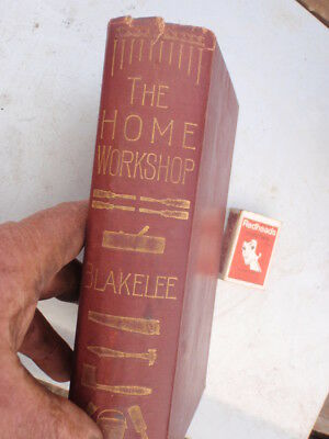 The Home workshop illustrated 387 pages