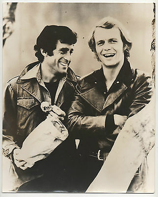 """ Starsky & Hutch ""   .three 10""x8"" Vintage Photo's."