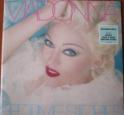 Madonna - Bedtime Stories (Vinyl L.P. Brand New & Sealed) A Great Christmas Gift