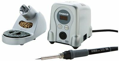 HAKKO small temperature controlled type soldering iron digital type FX888D-01SV