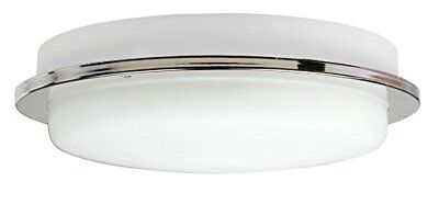 Westinghouse Paralume Opal Frosted Drum Shade, Bianco