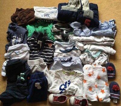 6-9 Months Baby Boy Bundle. Diesel, Zara, Thomas Tank. Great Condition