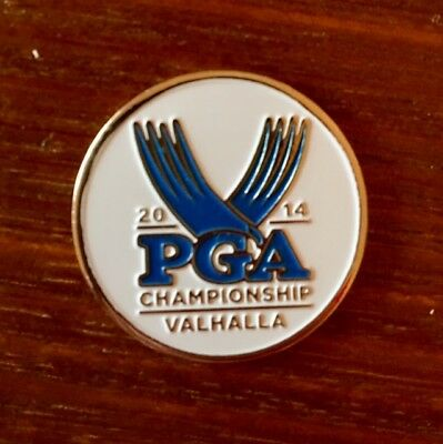 2014 US PGA ball marker double-sided - Brand new