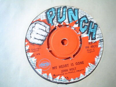 Uk Punch Ph 48-John Hurt-My Heart Is Gone/pratt Allstars-Version Ii-Vg++