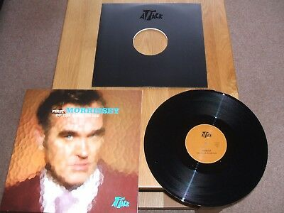 "Morrissey First Of The Gang To Die 12"" (Mint Condition) The Smiths"