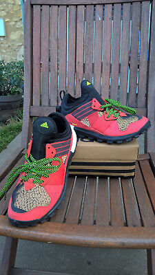 ADIDAS RUNNING femme neuves response trail boost thunder W rouge T 39