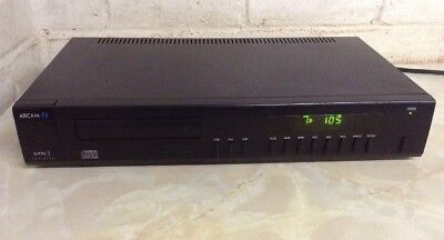 Arcam Alpha 5 CD Player - Fully Working - Good Condition