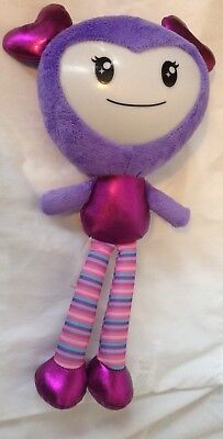 Brightlings Interactive Singing, Talking Doll/Toy Purple