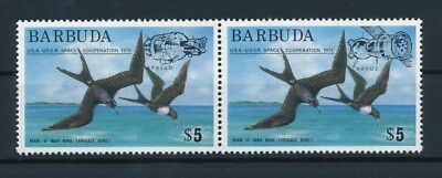 [91854] Barbuda Birds good set Very Fine MNH stamps