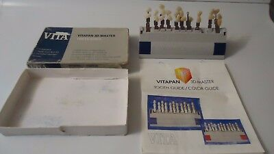 Dental Vita 3D-Master Shades Guide Tooth Guide System  Color Dentist Germany