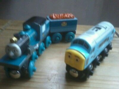 Thomas Brio x2 trains D199 & Ferdinand with tender in very good condition