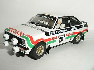 Scalextric - Ford Escort Mk2 Bertie Fisher - NEW / Unboxed