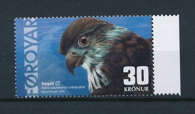 [92975] Faroe Bird good stamp Very Fine MNH