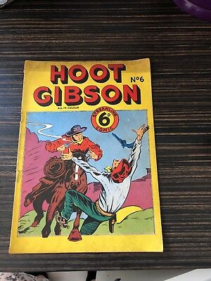 Hoot Gibson Comic No. 6