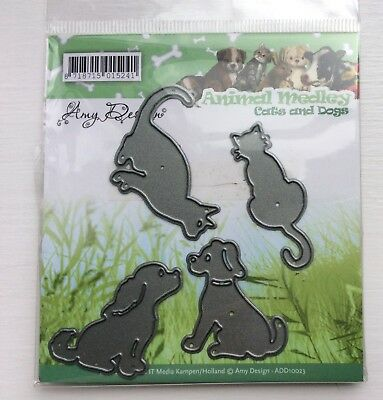 Lightly Used Animal Medley Cats And Dogs Die