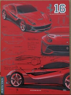 The official Ferrari magazine N. 16