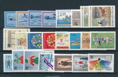 [93753] Finland good lot Very Fine MNH stamps