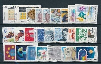 [93759] Finland good lot Very Fine MNH stamps