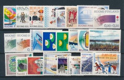 [93767] Finland good lot Very Fine MNH stamps