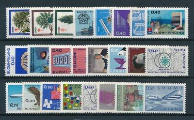 [93774] Finland good lot Very Fine MNH stamps