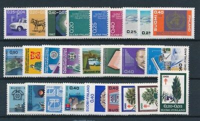 [93775] Finland good lot Very Fine MNH stamps