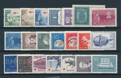 [93779] Finland good lot Very Fine MNH stamps