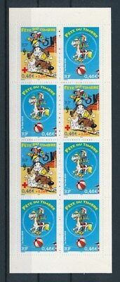 [G92119] France 2003 Lucky Luke good complete booklet Very Fine MNH