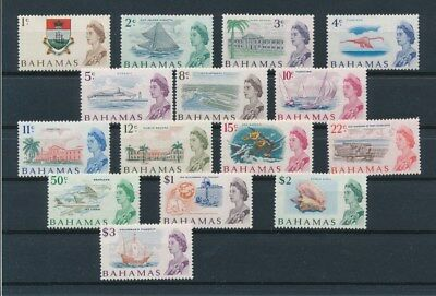[G92154] Bahamas good set Very Fine MNH stamps