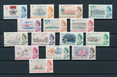 [G92267] Bahamas good set Very Fine MNH stamps