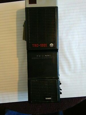 Realistic TRC-1001 Handheld 4-watt 40 Channel used spars or repair only,