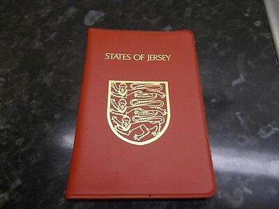 1981  Battle Of Jersey One Pound Coin & Wallet