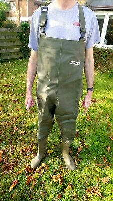 chest waders boot size 11 Ocean brand Denmark