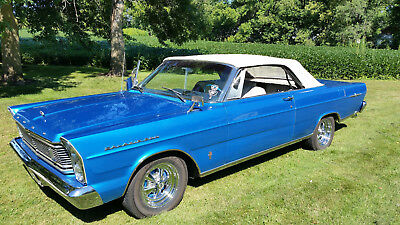 1965 Ford Galaxie XL 1965 ford