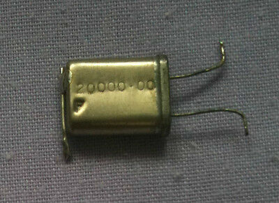20 MHz Overtone Crystal Ideal for use in four metre transverter
