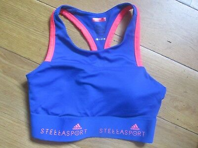ADIDAS STELLA McCARTNEY CROP SPORTS BRA - MEDIUM - STELLA SPORT