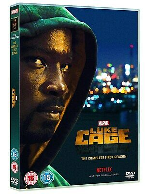 Marvel's Luke Cage: The Complete First Season [DVD]