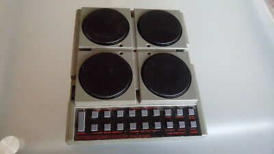 Vintage 80's Synsonics Drum Machine 5450 SN 727-4600