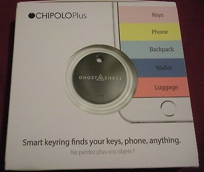 Chipolo Plus Ghost In The Shell Movie  Promo Loudest Bluetooth Tracker New